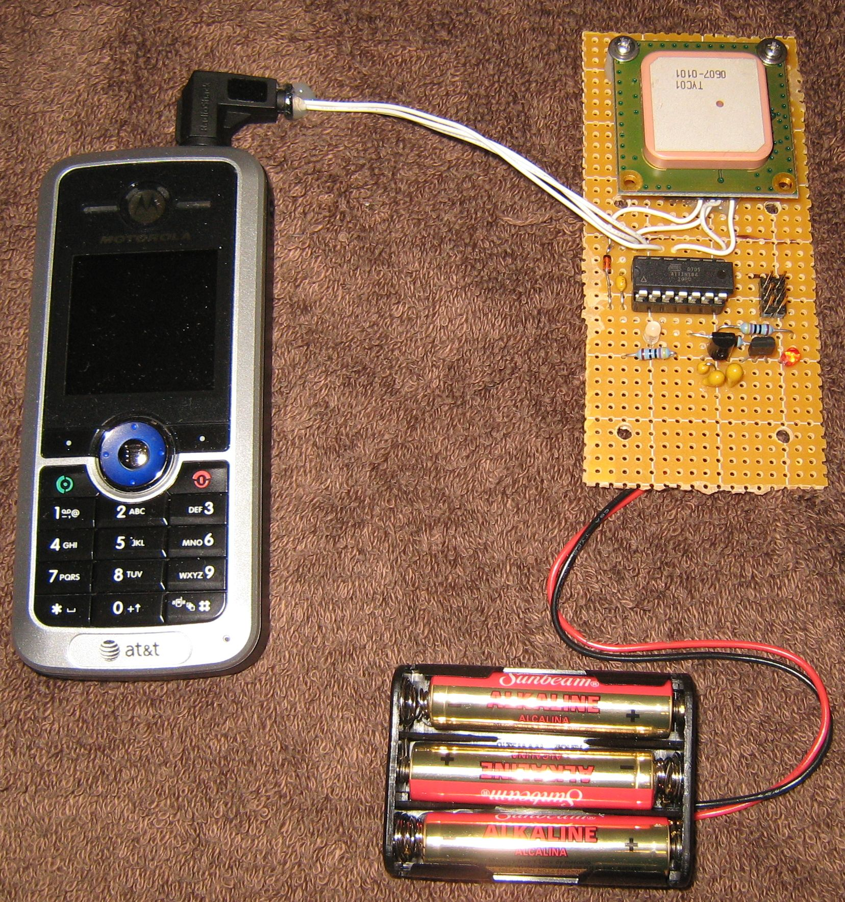 Превращаем смартфон в GPS-трекер. - Записки упоротого