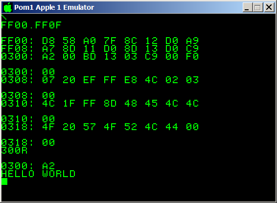apple emulator